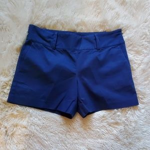 Ann Taylor Blue City Shorts